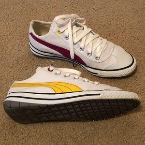 Puma Multicolored Design Tennis Shoes